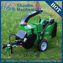 high efficiency wood drum chipper
