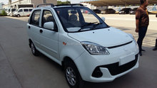 Fulu right hand drive hybrid petrocl automobile made in China/RHD car
