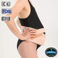 Factory direct sale Latex-free cross Maternity Support Belt, belly support