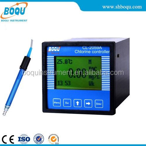 CL-2059A HOTSALE Factory Price Food Industry Online Water Residual Chlorine Controller
