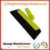 Clean hard-to-dry areas closed-cell waterproof quick dry floor cleaning brush/squeegee head