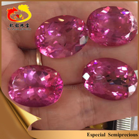 High Quality Oval Shape Facets Cut
