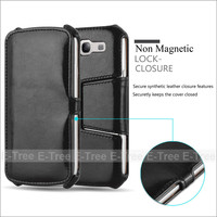 Wholesale Synthetic Magnetic Pu Leather Stand Flip Cover Case For Samsung Galaxy S3