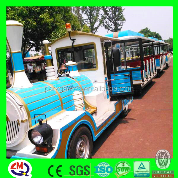 Amusement rides!!!park fun shopping mall trackless train metal christmas train