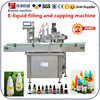 YB-Y2 China machine manufacturers plastic bottle filling machine for small business CE certified