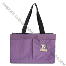 GREEN PICNIC LIFE TOTE BAG #13018