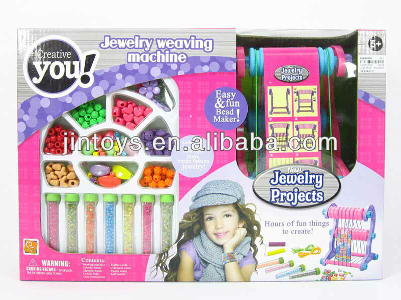 Jewelry Weaving Machine Toy