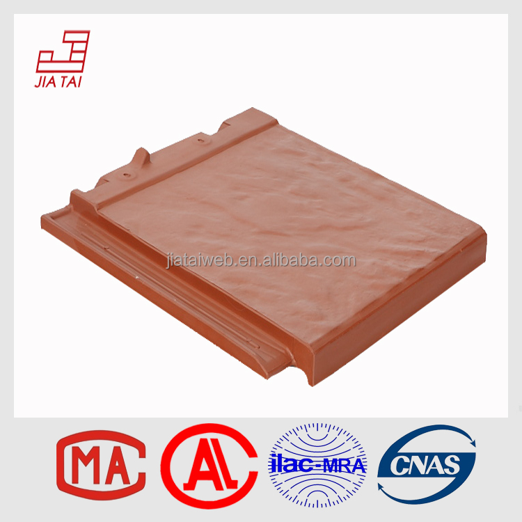 China new style high quality fired roofing tiles