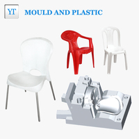 Professional two decades factory manufacturing plastic chair mould