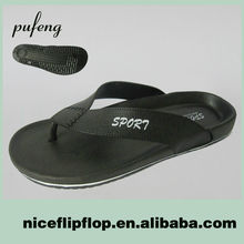Fashion good quality cheap comfortable men beach slippers nudes