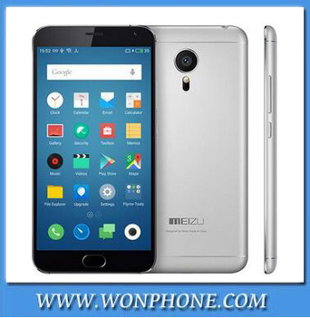 Original Meizu MX5 International Firmware Dual Sim 4G LTE Mobile <strong>Phone</strong> MT6795 Helio <strong>X10</strong> Turbo Octa Core 2.2 GHz Camera 20.7 MP
