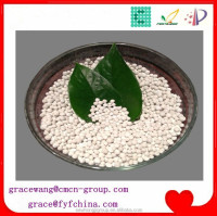 CMCN granulated fertilizer for agriculture used