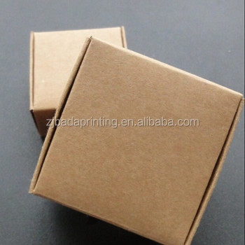 Eco-friendly Kraft Paper Box/Small Cheap Paper Box/Paper Box Packaging
