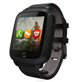 U11S smart watch factory price MTK6580 GPS WiFi Bluetooth heart rate monitor