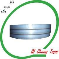 top selling high quality best price transparent PE seal tape for Bopp bags shanghai supplier