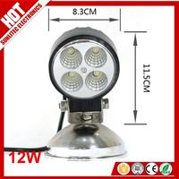 For car/trucks/jeep/suv,12W auto led work light