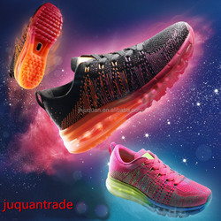 2014 Brand sport shoes women wholesales 2015 new design Men sport fashion running shoes