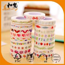 Washi Tape Packs print cute fabric washi japanese tape