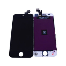 For iPhone 5 Touch Screen Digitizer LCD Replacement Part Complete Assembly FULLY