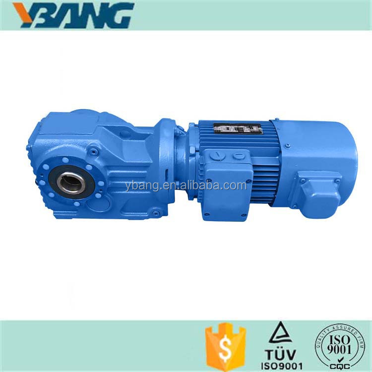 KA67 Series Power Transmission Bevel Gearboxes