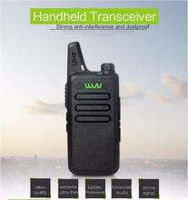 New Fashion design KD-C1 Ultra-thin Handheld Two way radio/walkie talkie 400-470MHZ 5W power Battery saving Factory supply