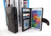 mobile phone wallet case for samsung galaxy note 2 3 4 multi-purpose cell phone wallet case for samsung wholesale