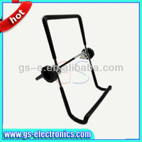 Metal Portable Multi Angle Steel Frame Mount Bracket Cradle Stand Holder for iPad,Galaxy Tablet,Tablet PC