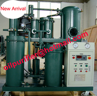 vacuum Hydraulic Oil Purifier,Lube Oil Cleaning plant,renew used lubricants oil