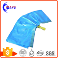 Custom printed PE/plastic material drawstring dog poop bag