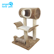 2017 New Design Cat Tree Condo House