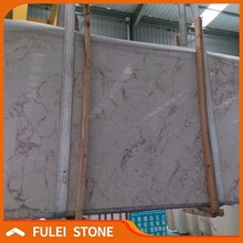 Rosa Pink marble and granite tiles for construction project
