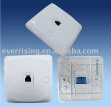 15A electric wall socket and switch