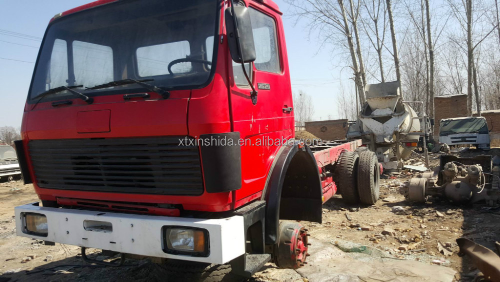 Used 2628,2629,2635,2631mercedes benz Dump Truck for sale form Germany