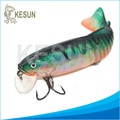 soft body swimbait trout TPR material big size CH9J01 190mm,95g
