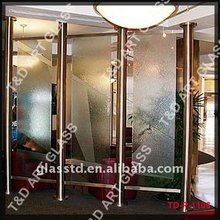 decorative partition for hotel
