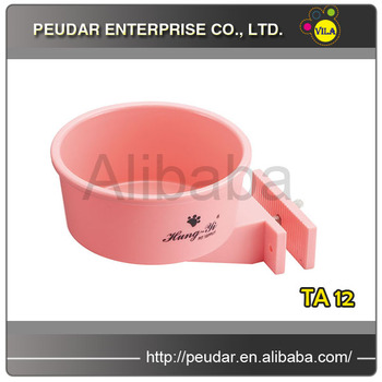 Made In Taiwan High Quality Pet Plastic Bowl
