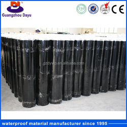 Basement Self-adhesive HDPE Waterproofing Membrane