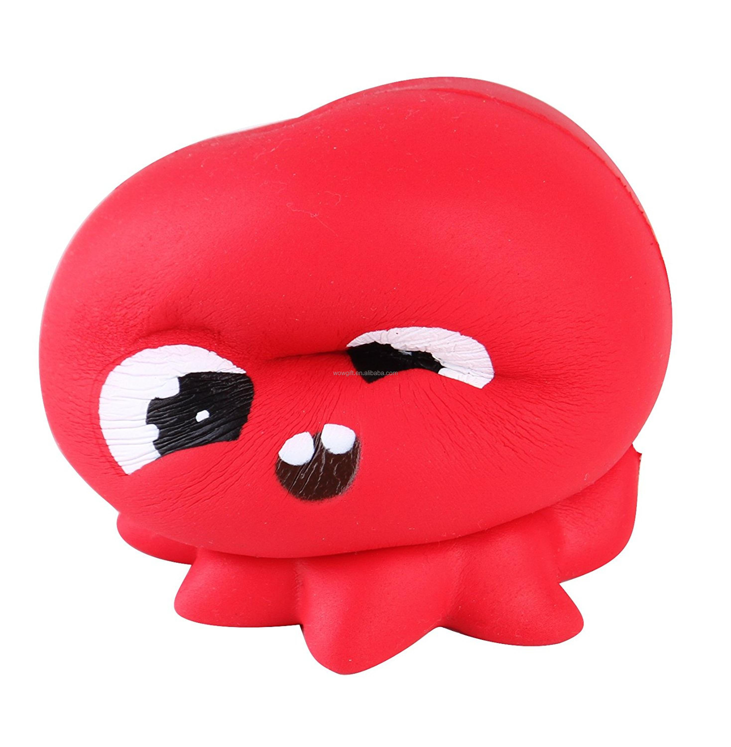 Jumbo Squishies Octopus Scented Squishies Slow Rising OcKawaii Stress Relief Toy