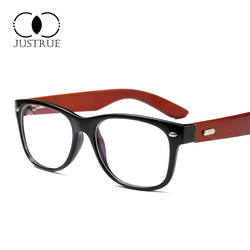 60512 Wood temple Women Men Fashion Designer Optical Eyeglass Wooden Eyeglass frames