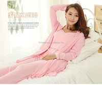 OEM&ODM maternity clothes fashion design China Guangdong sexy hot nighty red