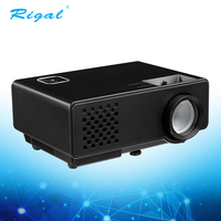 Low price full hd 1080p 3d led home theater pocket mobile mini pico projector