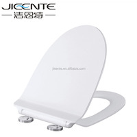 Soft Close One Button Quick Release Urea European Toilet Seat