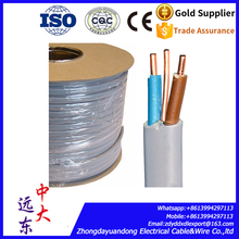 Low Price Electrical Power Cable UL List PVC Insulated 12 AWG Electric Wire and Cable