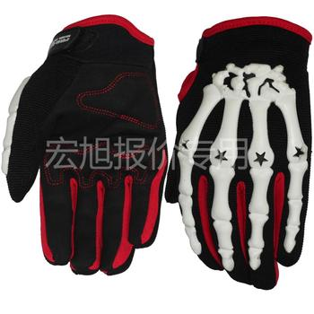 motorcycle cycling other sports Off road Riding long finger gloves
