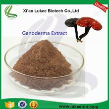 New Arrival 2017 Organic Reishi Mushroom Spore Ganoderma Lucidum extract Powder