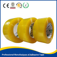 yellowish packaging tape