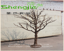 SJLJ0568 decorative artificial tree without leaves on trunk/ Safe and durable artificial dry tree
