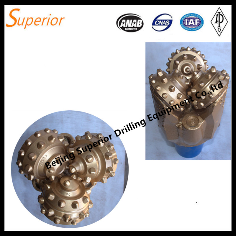 New Tricone Drill Bit for Sale Drilling Bits Water Well Oil Well