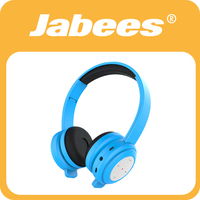 2014 Jabees hot selling high quality foldable fashion aec headphone bluetooth