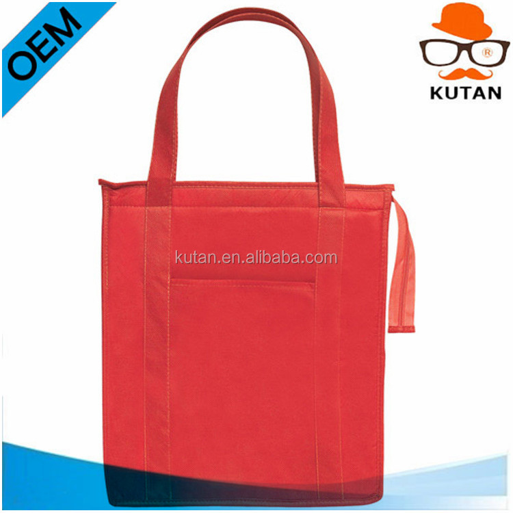 Design shopping bag nonwoven PP tote bag,price pp spunbonded non woven bag